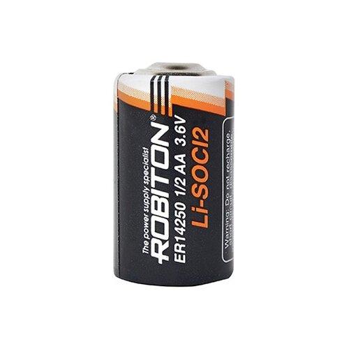 Фото - Батарейка ROBITON ER14250 1/2АА, 20 шт. батарейка robiton er26500 dp с коннектором ph1 1 шт