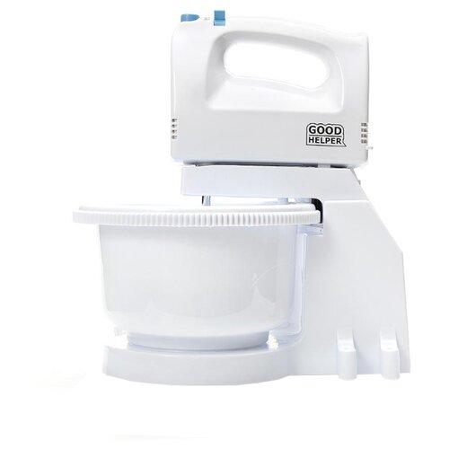 Миксер Goodhelper MB-R400, белый миксер goodhelper hm371