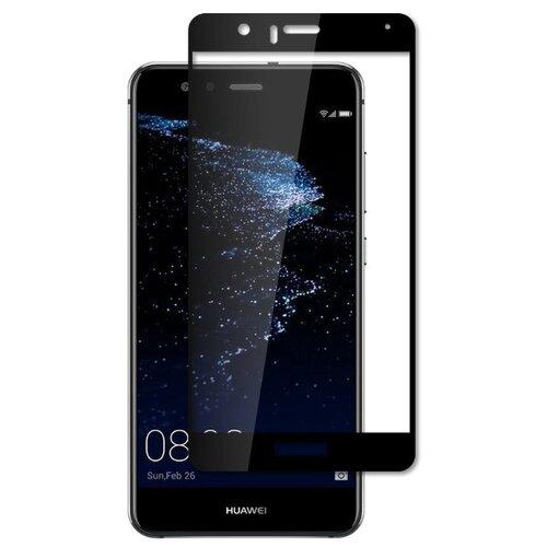 Защитное стекло UVOO Full Screen противоударное для Huawei P10 Lite черныйЗащитные пленки и стекла<br>