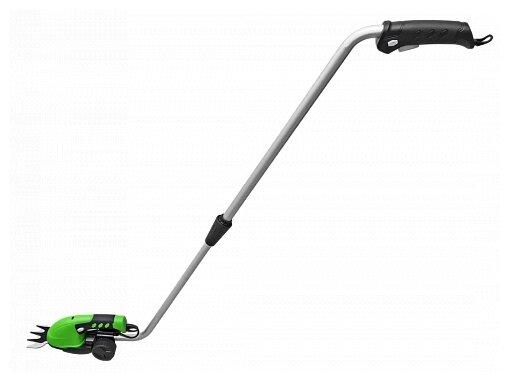 Ножницы-кусторез аккумуляторный greenworks 1600207 16 см