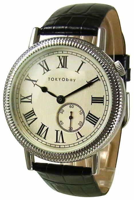 Наручные часы TOKYObay Roman Holiday Black