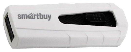 Флеш-накопитель SmartBuy 32Gb USB 2.0/3.0 Flash Drive (SB32GBGS-B) Glossy Series SmartBuy 09305