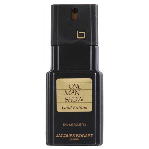 Туалетная вода Jacques Bogart One Man Show Gold Edition, 100 мл туалетная вода 100 мл jacques bogart