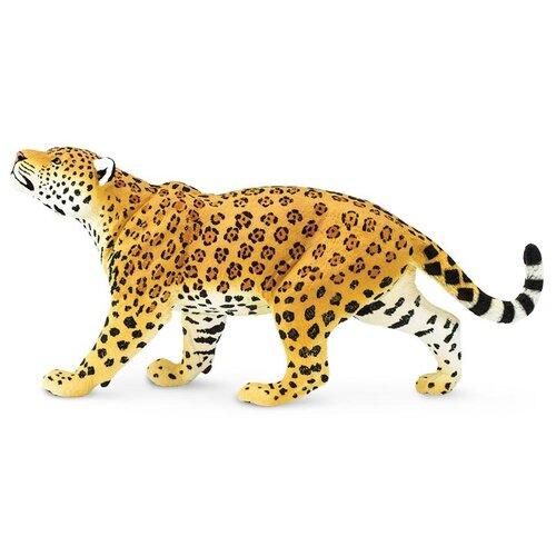 Фигурка Safari Ltd Ягуар 100034 фигурка safari ltd черный носорог 228929