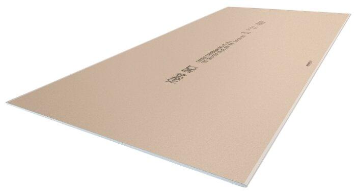 Гипсокартонный лист (ГКЛ) KNAUF ГСП-А 2500х1200х9.5мм