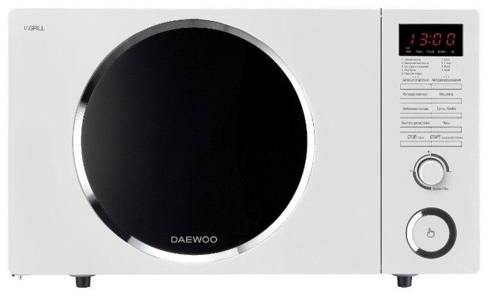Микроволновая печь Daewoo Electronics KQG 81HRW