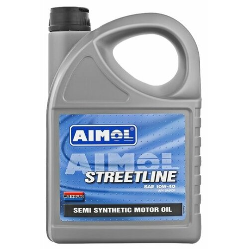 Моторное масло Aimol Streetline 10W-40 4 л