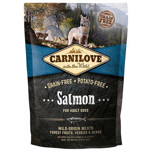 Корм для собак Carnilove Carnilove Salmon for adult dogs (1.5 кг) 1.5 кг