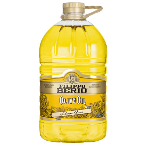 Filippo Berio масло оливковое, пластиковая бутылка, 5 л