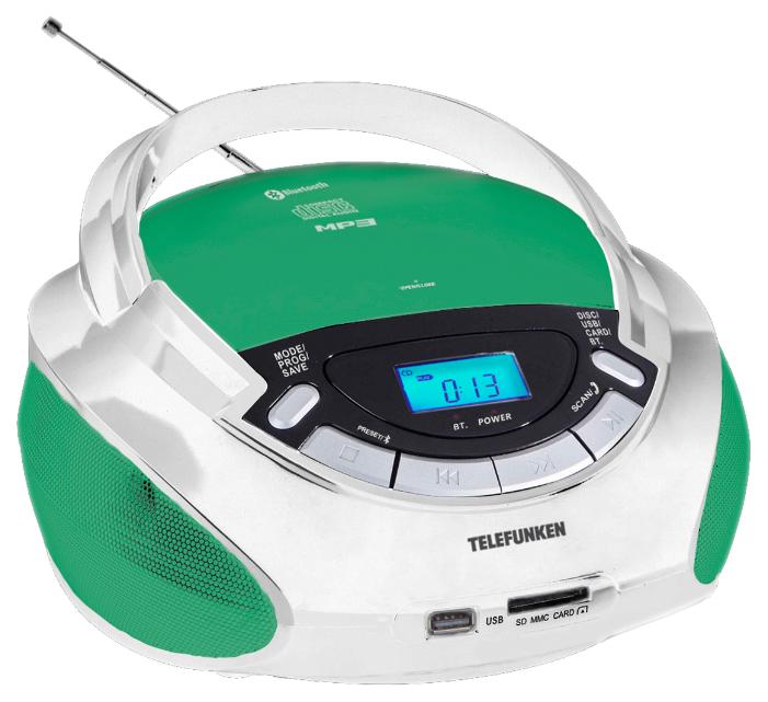 Магнитола TELEFUNKEN TF-CSRP3492B