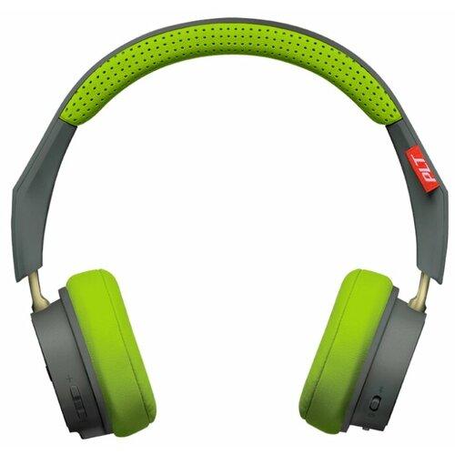 цена на Беспроводные наушники Plantronics Backbeat 500 grey