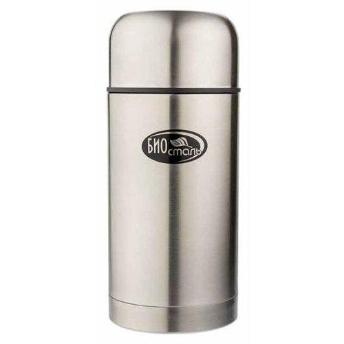 Термос для еды Biostal NT-500, 0.5 л серебристый