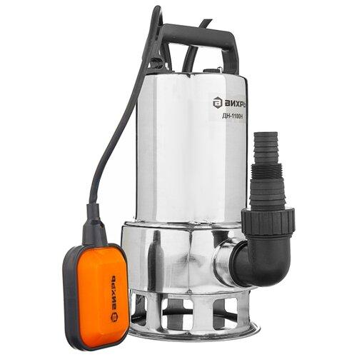 Дренажный насос ВИХРЬ ДН-1100Н (1100 Вт) дренажный насос вихрь дн 300