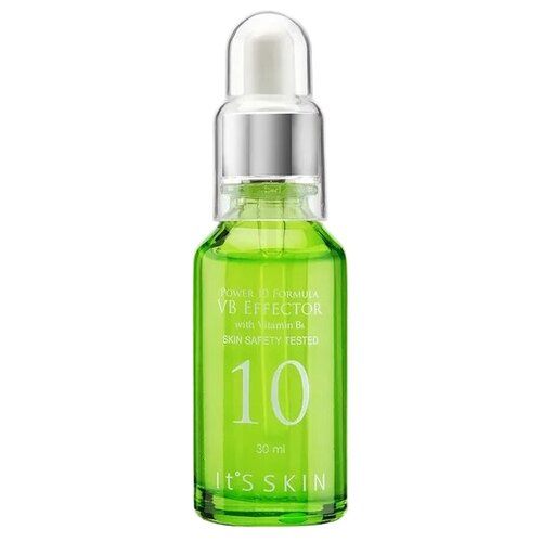 It'S SKIN Power 10 Formula VB Effector Укрепляющая сыворотка для лица, 30 мл сыворотка для лица с витамином b6 power 10 formula vb effector 30мл