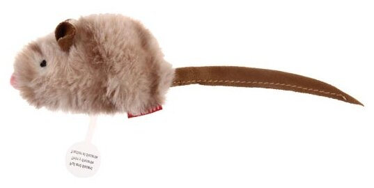 Игрушка для кошек GiGwi Melody Chaser Мышка со звуковым чипом (75377)