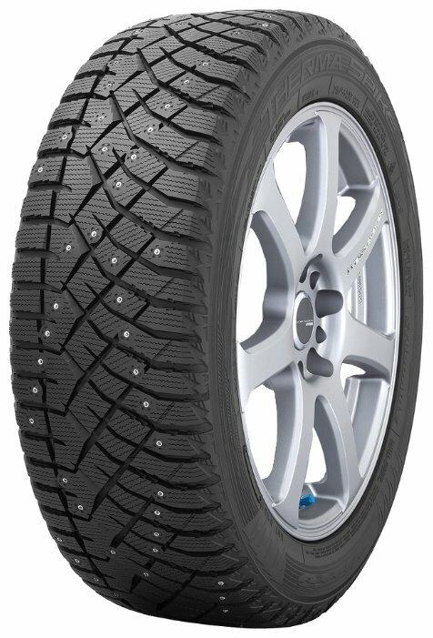 Автомобильная шина Nitto Therma Spike 295/40 R21 111T зимняя шипованная