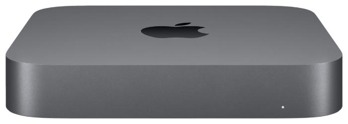 Неттоп Apple Mac Mini MRTT2RU/A Slim-Desktop/Intel Core i5-8500/8 ГБ/256 ГБ SSD+/Intel UHD Graphics 630/OS X