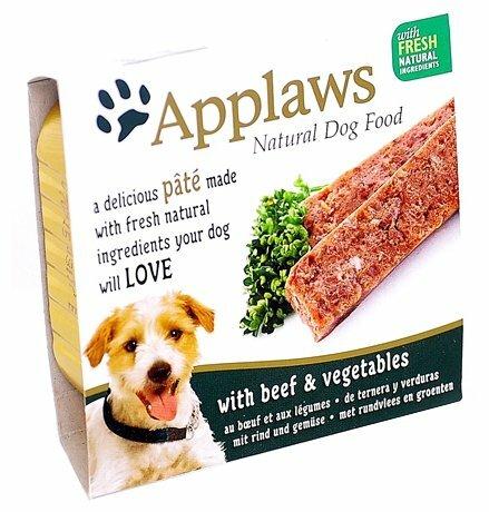 Корм для собак Applaws говядина с овощами 150г