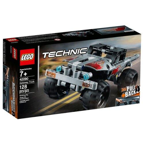 цена на Конструктор LEGO Technic 42090 Машина для побега