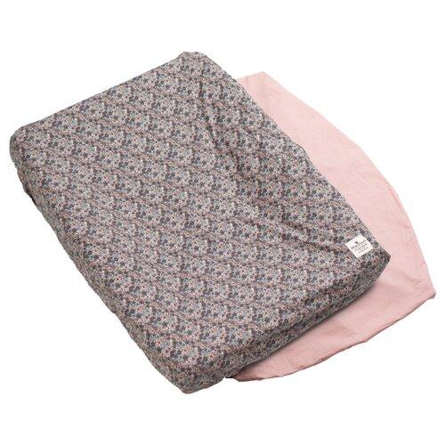 Купить Elodie простынки для колыбели, матрасиков для пеленания (2шт.) petite botanic, Постельное белье и комплекты