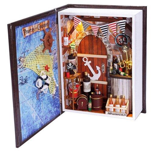 Купить Сборная модель Hobby Day румбокс Дневник пирата (B001), Сборные модели