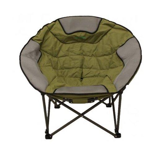 Кресло Green Glade 2307 хаки/серый
