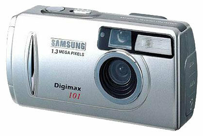 Фотоаппарат Samsung Digimax 101