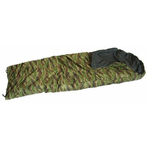 Спальный мешок Спортивные Мастерские Одеяло с капюшоном КМФ -5°С/-15°С камуфляж