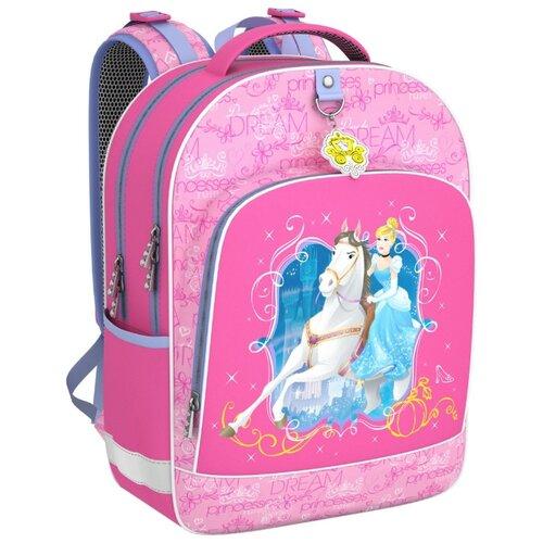 ErichKrause Рюкзак Disney Королевский бал 42301, розовый