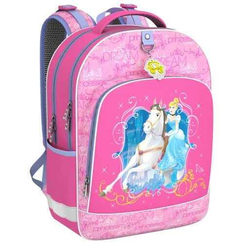цена на ErichKrause Рюкзак Disney Королевский бал 42301, розовый