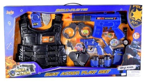 Игровой набор Наша игрушка Спецназ 8635