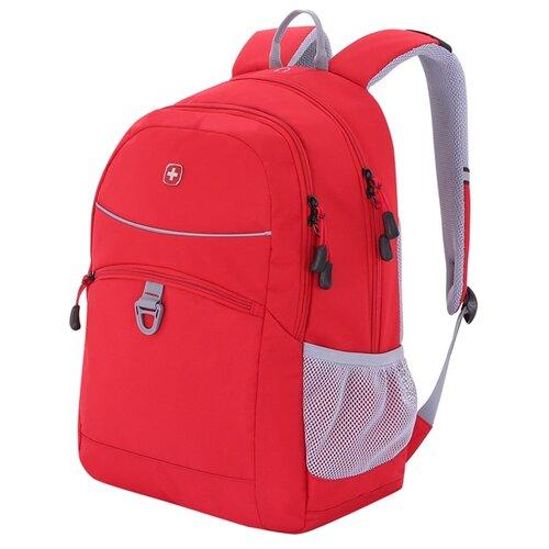 Рюкзак WENGER 6651114408 26 red/grey