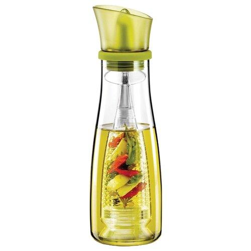 Tescoma Емкость для масла Vitamino с ситечком для настаивания 250 мл зеленый/прозрачный