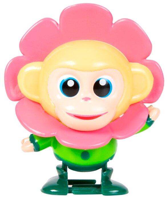 Wonder Park Волшебный парк Джун - Заводная обезьянка Цветочек 36258