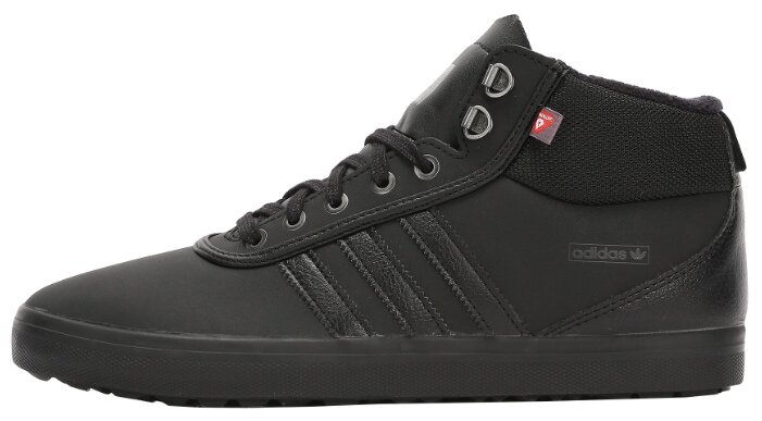 Кеды adidas Originals adi-Trek размер 8.5, core black / core black / trace grey met. f17