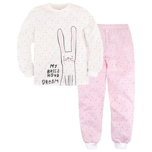 Купить Пижама Bossa Nova размер 30, розовый/молочный, Домашняя одежда