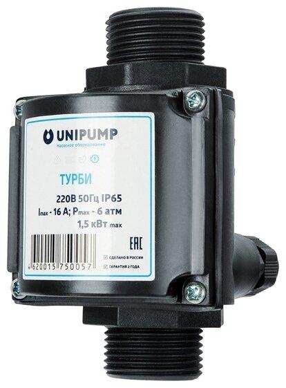 Блок автоматики UNIPUMP Акваробот Турби