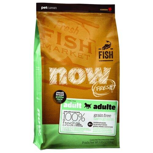Корм для собак NOW FRESH (2.72 кг) Grain Free Small Breed Recipe FishКорма для собак<br>