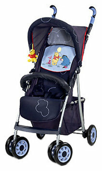 Прогулочная коляска Hauck Disney Sprint 6