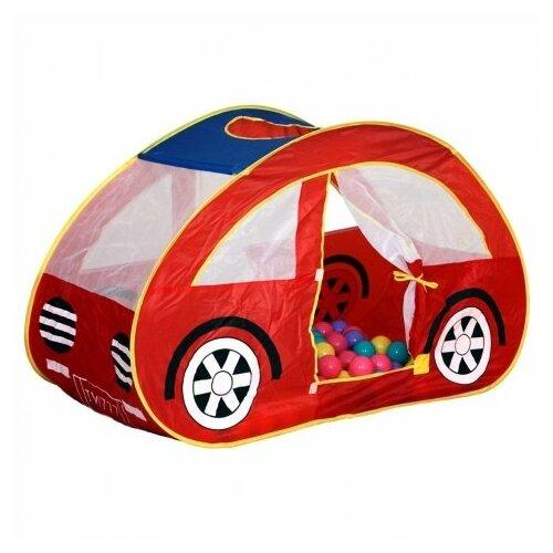 Палатка CHING-CHING Машинка CBH-07, красный