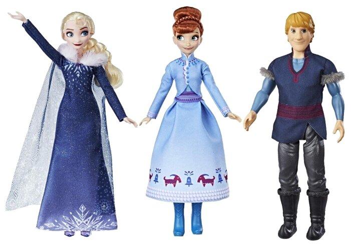 Кукла Hasbro Холодное сердце Рождество с Олафом, 28 см, E2658