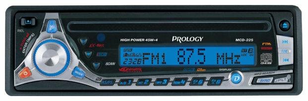 Автомагнитола Prology MCD-225