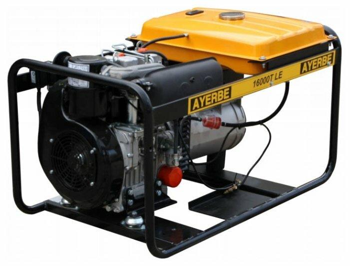 Дизельный генератор Ayerbe AY 16000T LE auto (12000 Вт)