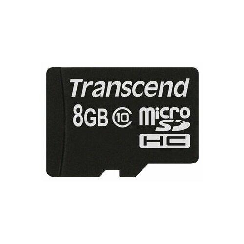 Фото - Карта памяти Transcend TS8GUSDC10 карта памяти transcend ts128gcf800