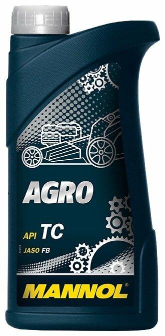 Масло для садовой техники Mannol Agro 1 л