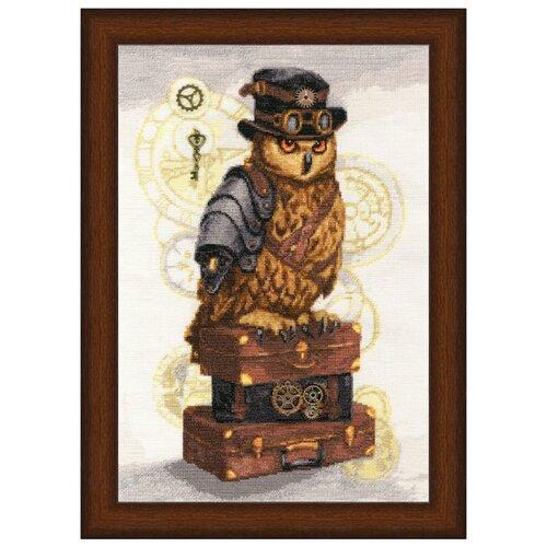 Фото - Золотое Руно Набор для вышивания Ключ времени 38 х 25,7 см (ЛС-006) набор для вышивания золотое руно гм 037 булгаковская осень