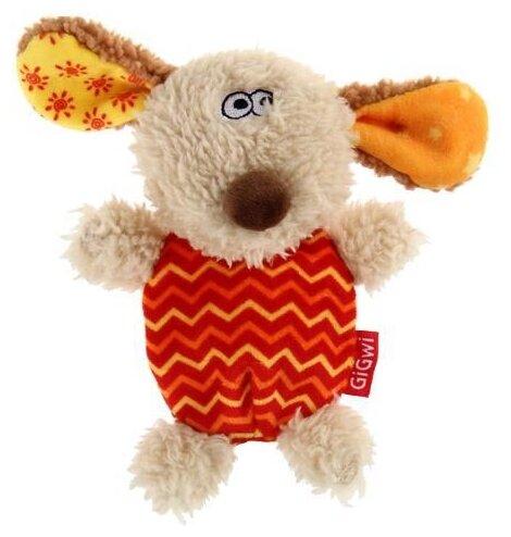Игрушка для собак GiGwi Plush Friendz Собачка (75304)