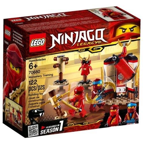 Конструктор LEGO Ninjago 70680 Тренировка в монастыре