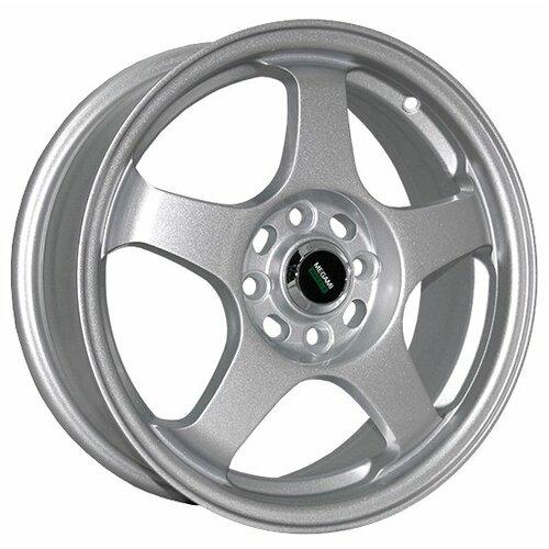 Фото - Колесный диск Megami MGM-7 6x15/4x100 D54.1 ET48 Silver колесный диск megami mgm 4 6x15 4x100 d60 1 et50 silver