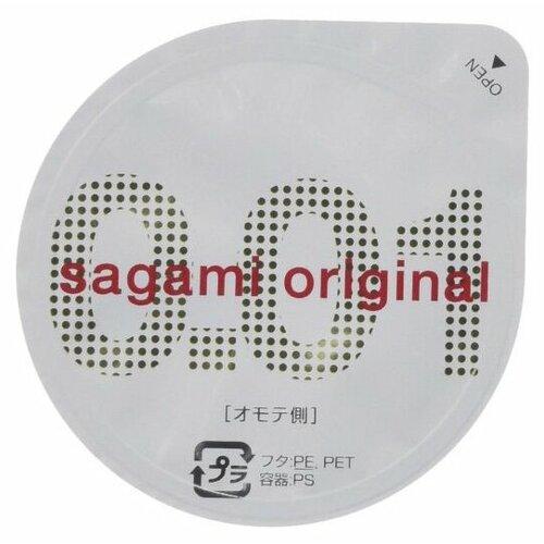 Презервативы Sagami Original 0.01 (1 шт.)